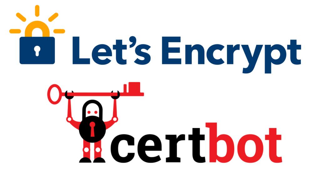 Certbot lets encrypt