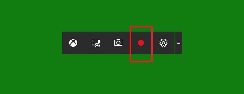 activer enregistrement vidéo windows 10