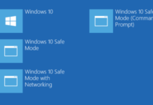 demarrer windows 10 mode sans echec