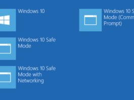 demarrer windows 10 mode sans echec