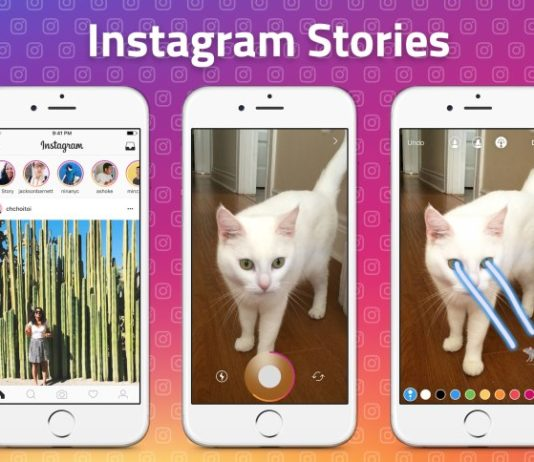 instagram stories fonctionnement