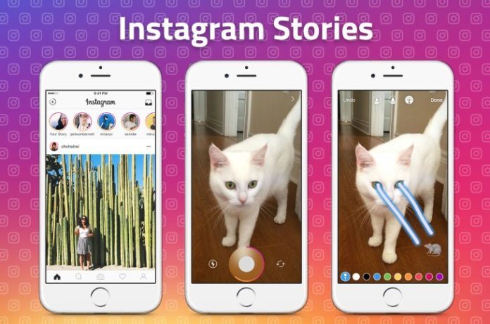 instagram stories fonctionnement
